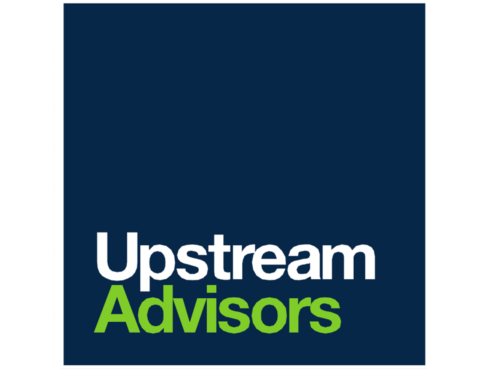 Upstream Advisors